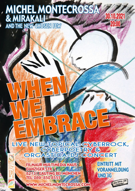 When We Embrace Concert
